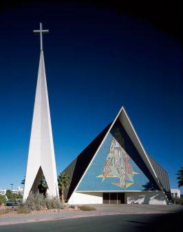 Guardian Angel Catholic Cathedral, Las Vegas