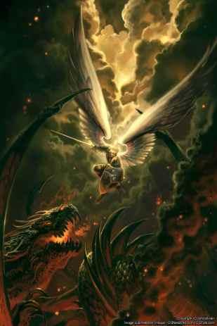 Michael_fighting_the_dragon1